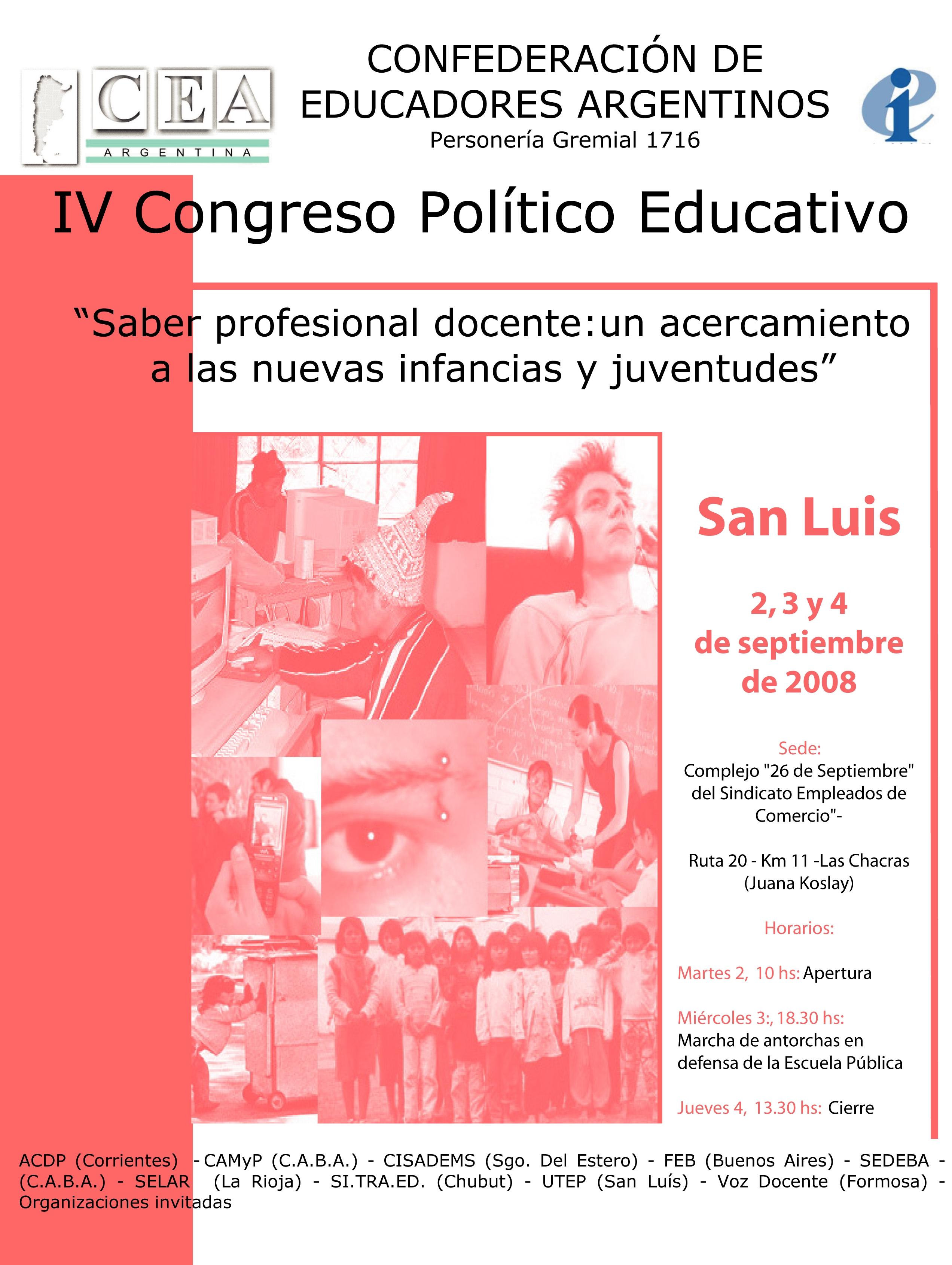 4- afiche final IV CONGRESO